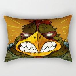 Cluck Rectangular Pillow