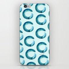 Serenity Enso No. 1 by Kathy Morton Stanion iPhone & iPod Skin