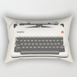 Ruby Sparks Rectangular Pillow