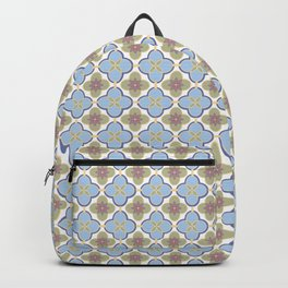 Moroccan Floris Backpack