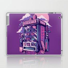 Retro gaming machine Laptop & iPad Skin