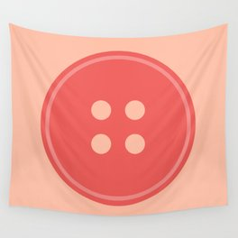 #63 Button Wall Tapestry