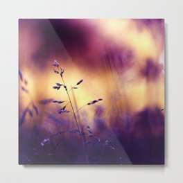 Simple Things Metal Print