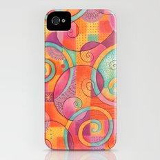 Gypsy Wind Slim Case iPhone (4, 4s)