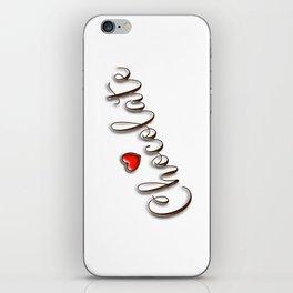 Love Chocolate iPhone Skin