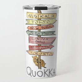 Quokka Travel Mug