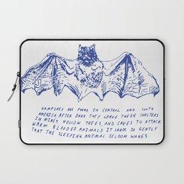 Vampire Bat Laptop Sleeve