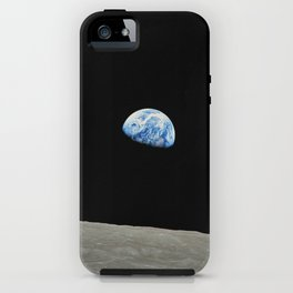 Earthrise iPhone Case