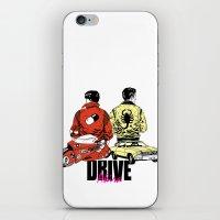 akira iPhone & iPod Skins featuring Drive / Akira  by KScully