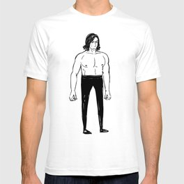 Shirtless Kylo Ren T-shirt