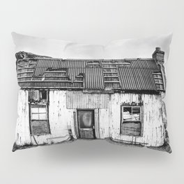 Old Tin Shack Pillow Sham