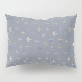 Snowflakes Pillow Sham