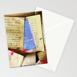 Writer's Layers Stationery Cards