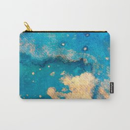 Touch of Gold_Sky Carry-All Pouch