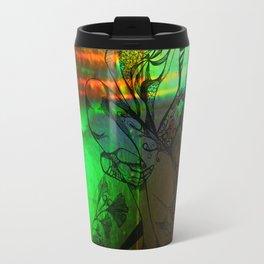 LCD Travel Mug