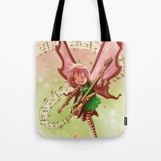 Goblins Drool, Fairies Rule! - Candy Rock Tote Bag