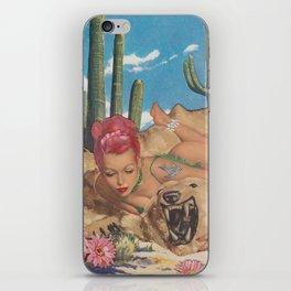 Desert Bare iPhone Skin