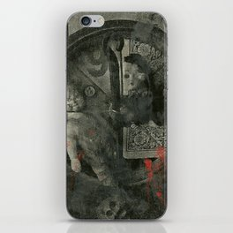 Wheel of the Despicable s iPhone Skin