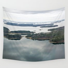 Late November archipelago Wall Tapestry