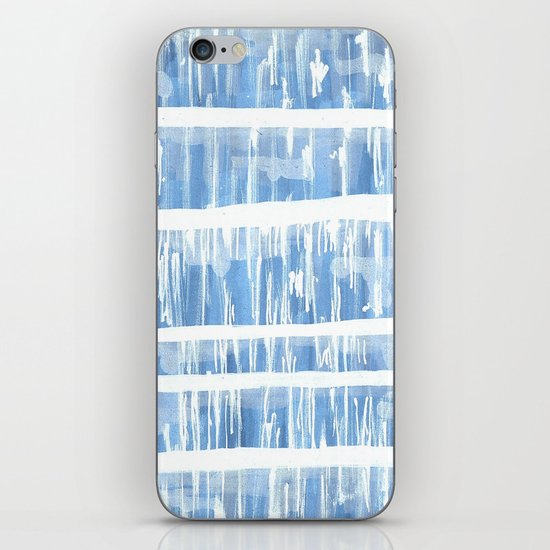 distressed I iPhone & iPod Skin