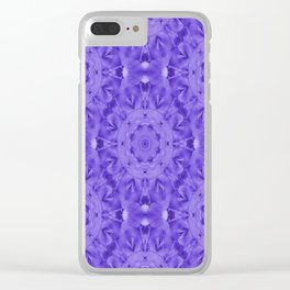 Cosmo  Smoothie.... Clear iPhone Case