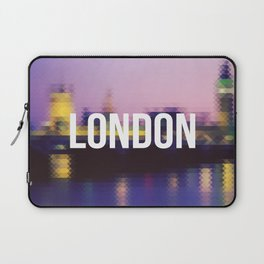 London - Cityscape Laptop Sleeve
