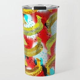 Banana Madura. Travel Mug