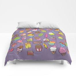 Summer Treats Comforters