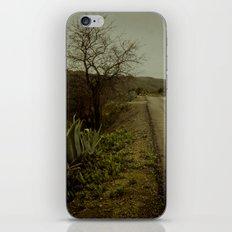 el aire de ayer iPhone & iPod Skin