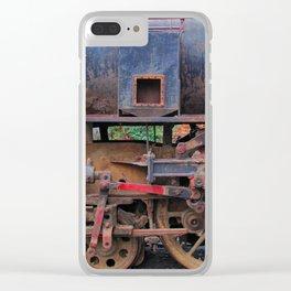 gran machine Clear iPhone Case