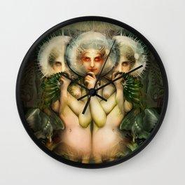 """The Chimera"" (or ""Faith"") Original Full Version HR Wall Clock"
