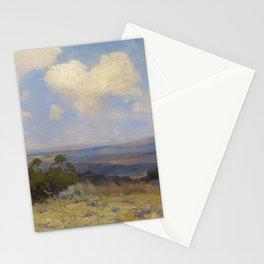 julian onderdonk sunlight and shadows public domain Stationery Cards