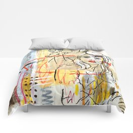 she Comforters