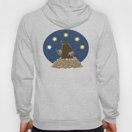 Mole stargazing Hoody