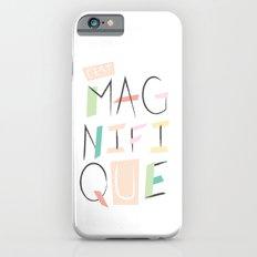 c'est magnifique iPhone 6s Slim Case