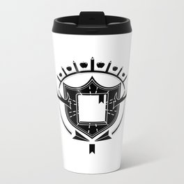 Blazon of the Great Erudite Metal Travel Mug