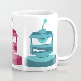 Grrr Bot Coffee Mug