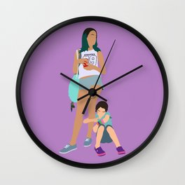 Florida Project movie Wall Clock