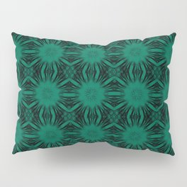 Lush Meadow Floral Abstract Pillow Sham