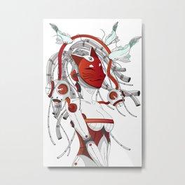 Stravaganza Metal Print