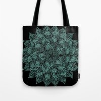 emerald Tote Bags featuring emerald by Sproot