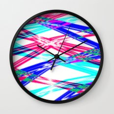 FOR THE LOVE OF PIXELS Wall Clock