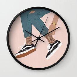 Vans Lover Wall Clock