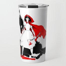Little Red Riding Hood [2] Travel Mug
