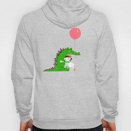 Crocodile Hug Hoody
