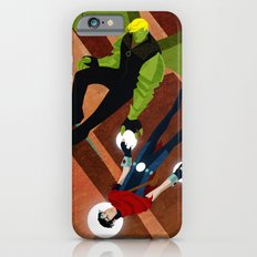 Hulk/Wicc Fan Fic (Only Real) Slim Case iPhone 6s