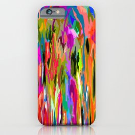 Prairie Grasses iPhone Case