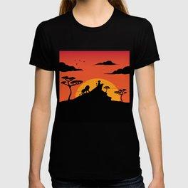 Savannah Sunset T-shirt