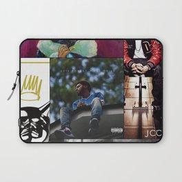 Cole album collage Laptop Sleeve