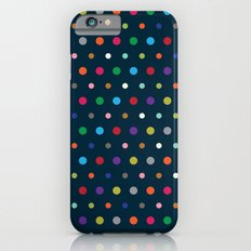 Color Polka Slim Case iPhone 6